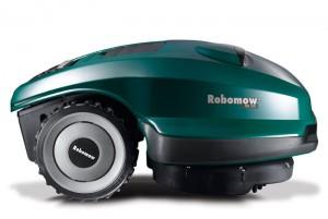 La marque Robomow