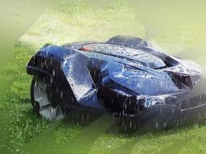 tondeuse robot Waterproof