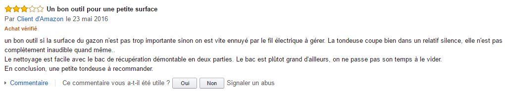 tondeuses_electriques_filaires_bosch_arm_commentaire_client_amazon_37