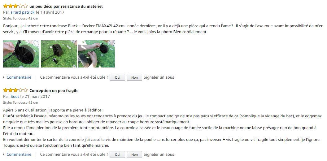 Black + Decker_EMAX32S_tondeuse_electrique_filaire_1200w_meilleurs_commentaires_clients_amazon