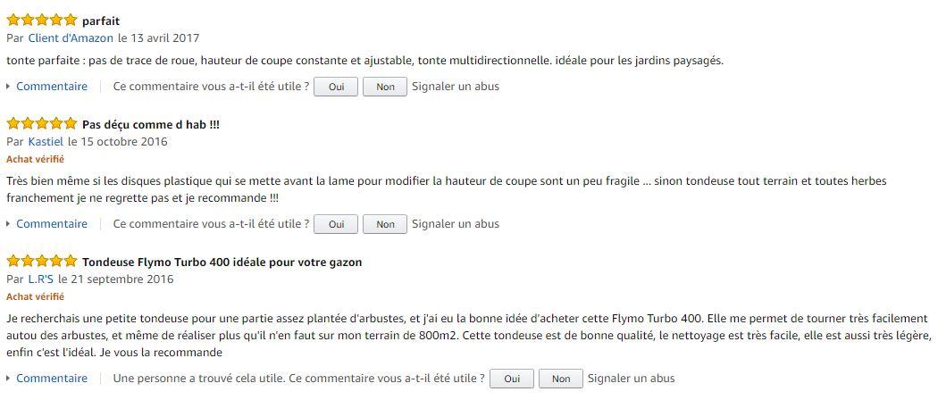 flymo_400_tondeuse_coussins_air_commentaires_clients_amazon
