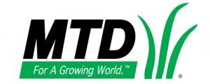 Logo de la marque d'équipements de jardin MTD
