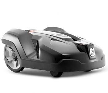 Description de la tondeuse noire Automower 420