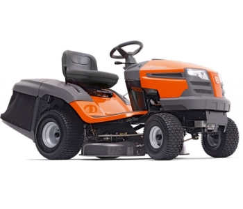 Tondeuse Husqvarna TC 138 orange