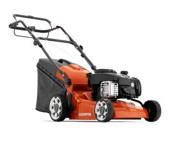 Choisir la tondeuse Husqvarna LC140S orange