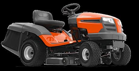 tracteur tondeuse husqvarna orange