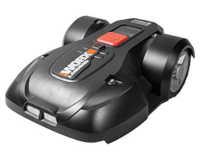 Robot Tondeuse à gazon noir  worx Landroid L2000i