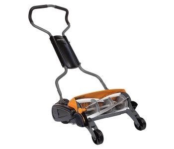 Tondeuse hélicoïdale Fiskars StaySharp Max orange